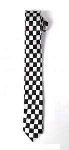 checkered tie posh cadillac one stop shop