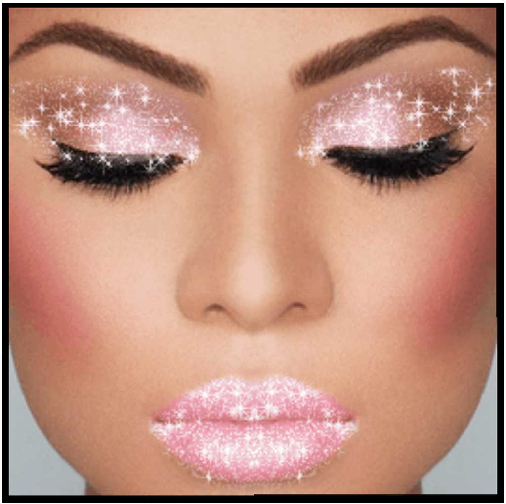 Iridescent Fine Powder Glitter For Face Lips Eye Shadow Nails Amp Makeup Poshcadillac