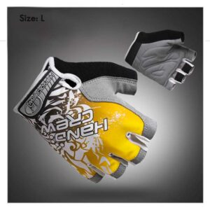 All-sports-and-cycling-gloves-Unisex-Posh-Cadillac-yellow2-web-S
