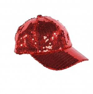 Red-sequin-hat-cap-Posh-Cadillac-web-B