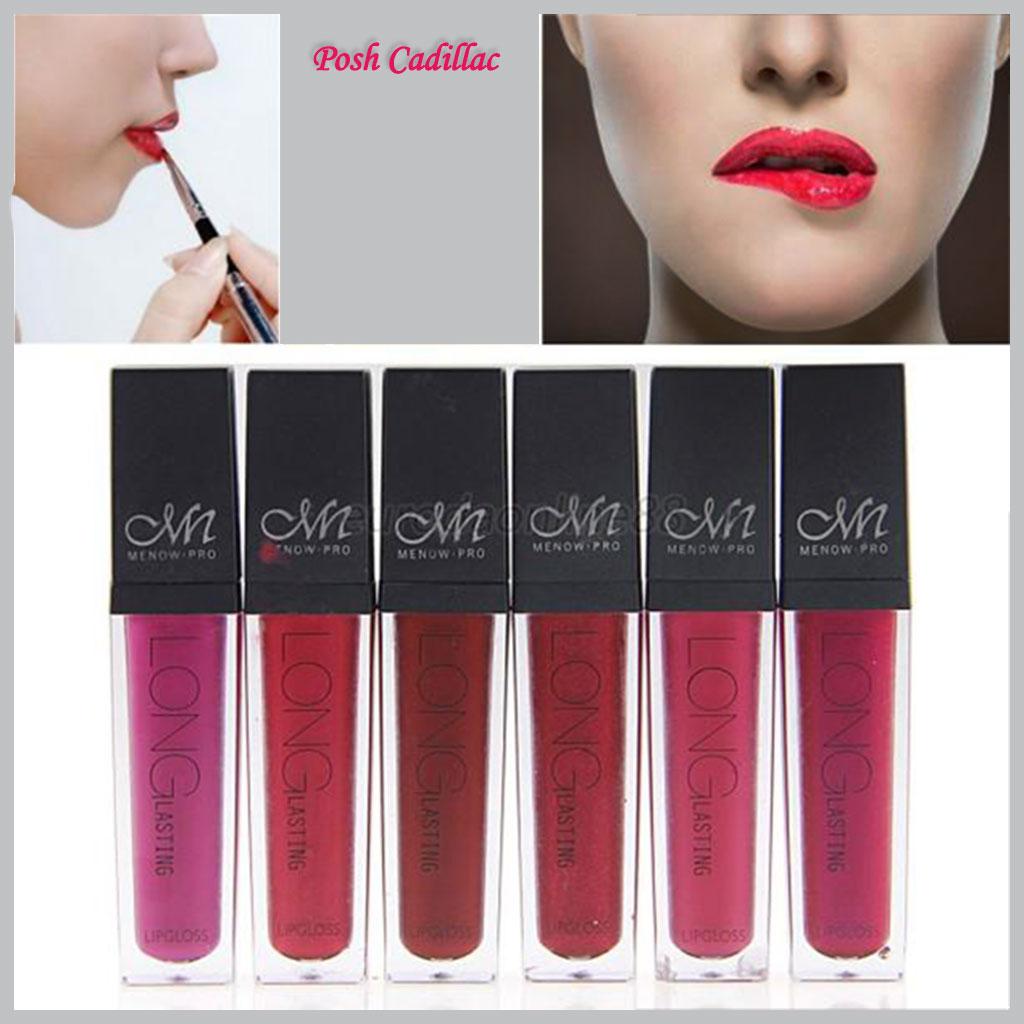 Long Lasting, Non Smudge, Waterproof, Liquid Matte, Lipstick Lip ...