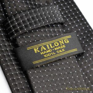 tie-black-quare-with-micro-white-dots-posh-cadillac-main web-S