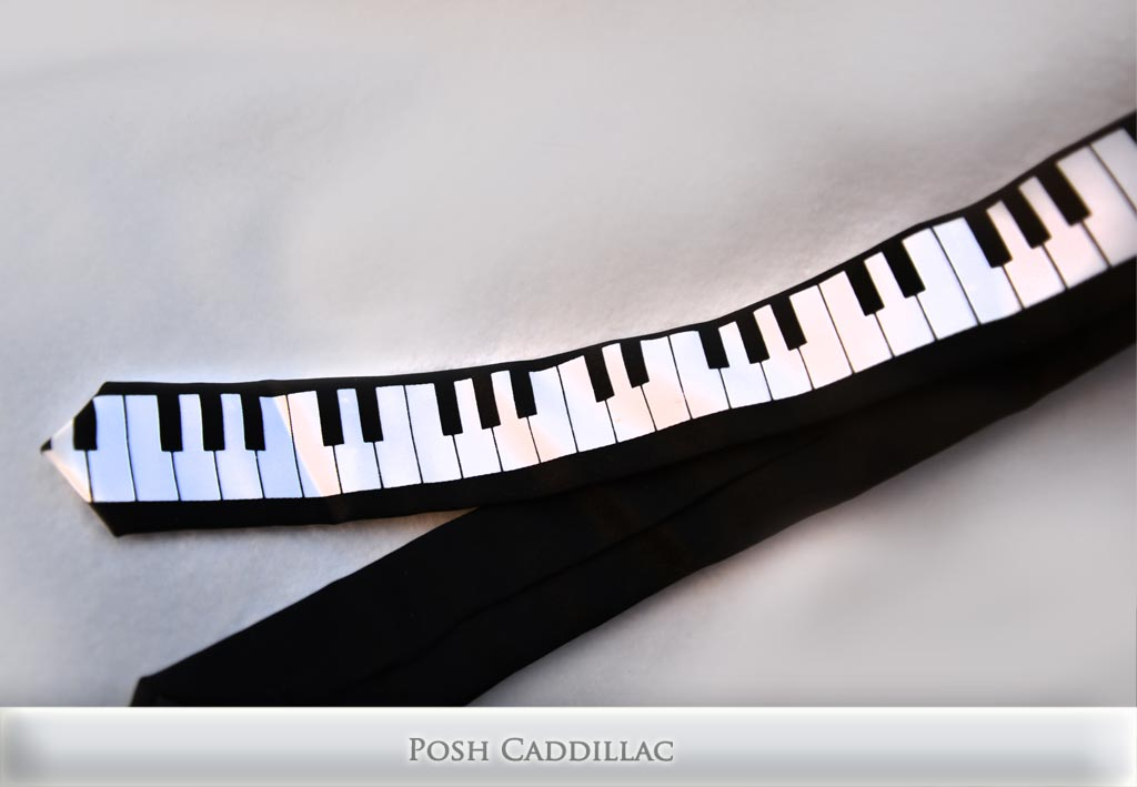 80's-Luxury-Piano-Tie-Black-&-White-Posh-Cadillac-txt-below-web