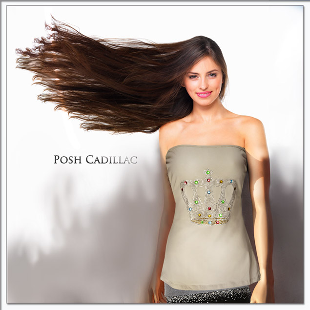 Beige-Jewel-rhinestone-gem-Crown-Bust-top-Posh-Cadillac-main-model-web-S
