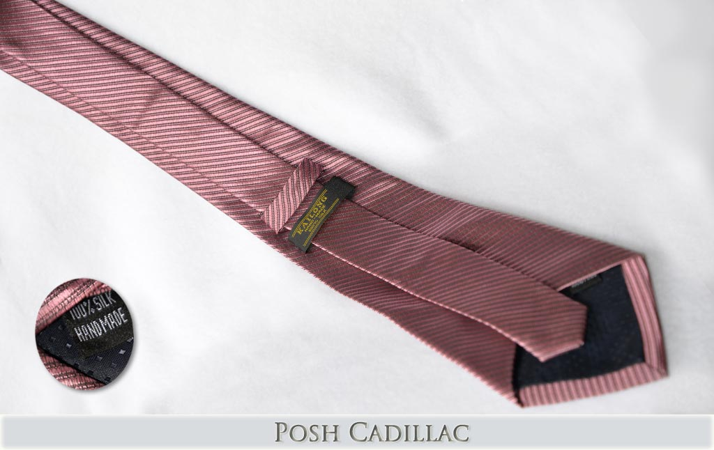 Fine-Shiny-Pink-Jacquard-Handmade-Silk-Posh-Cadillac-txt-below-web