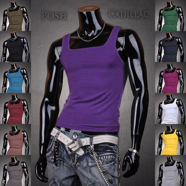 Purple-tank-top-for-athetic-body
