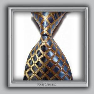 Royal-Blue-and-Gold-Tie-Jacquard-Handmade-Silk-Posh-Cadillac-main-txt-web