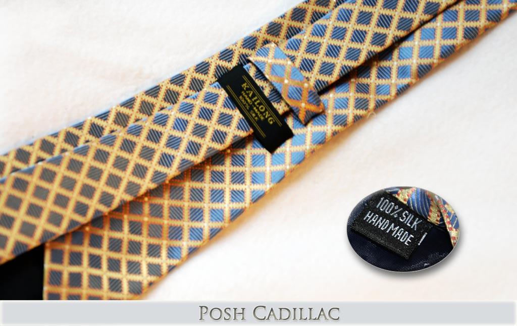 Royal-Blue-and-Gold-Tie-Jacquard-Handmade-Silk-Posh-Cadillac-txt-below-web