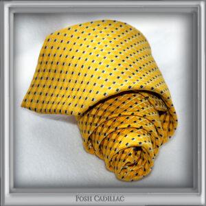 Yellow-tie-white-stripes-and-microcube-black-squares-Handmade-Jacquard-Silk-txt-web-S