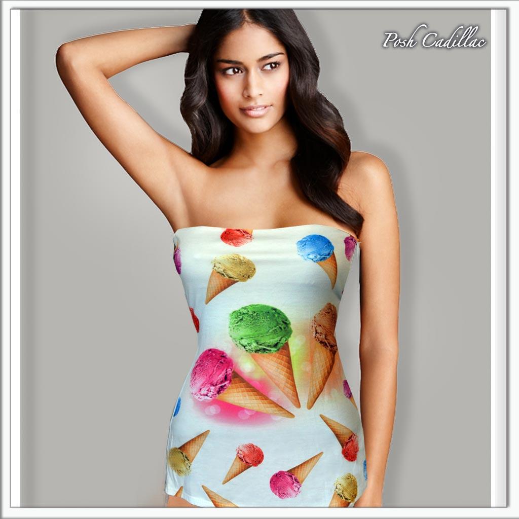 Icecream-sleeveless-boob-bust-top-main-model-B