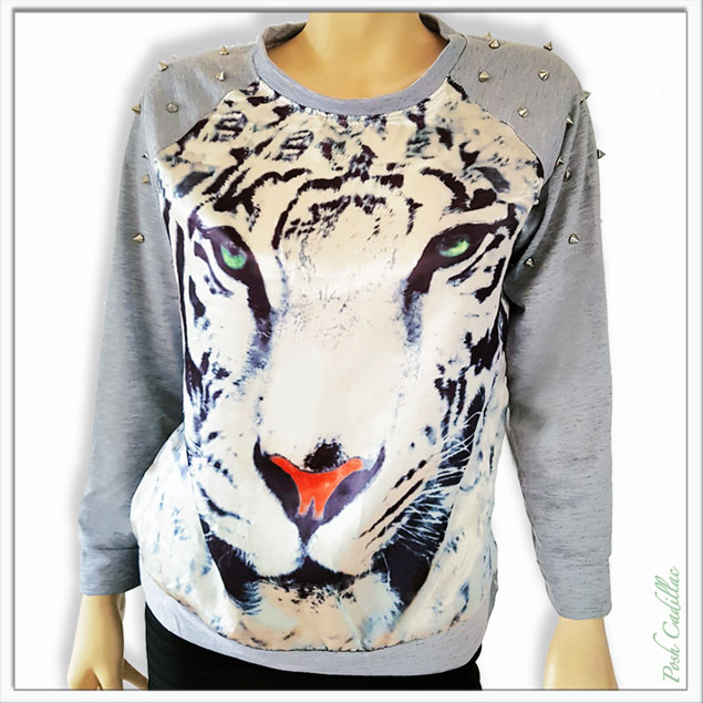 Grey-white-tiger-print-long-sleeve-top-with-silver-metal-spikes-main1-web-S