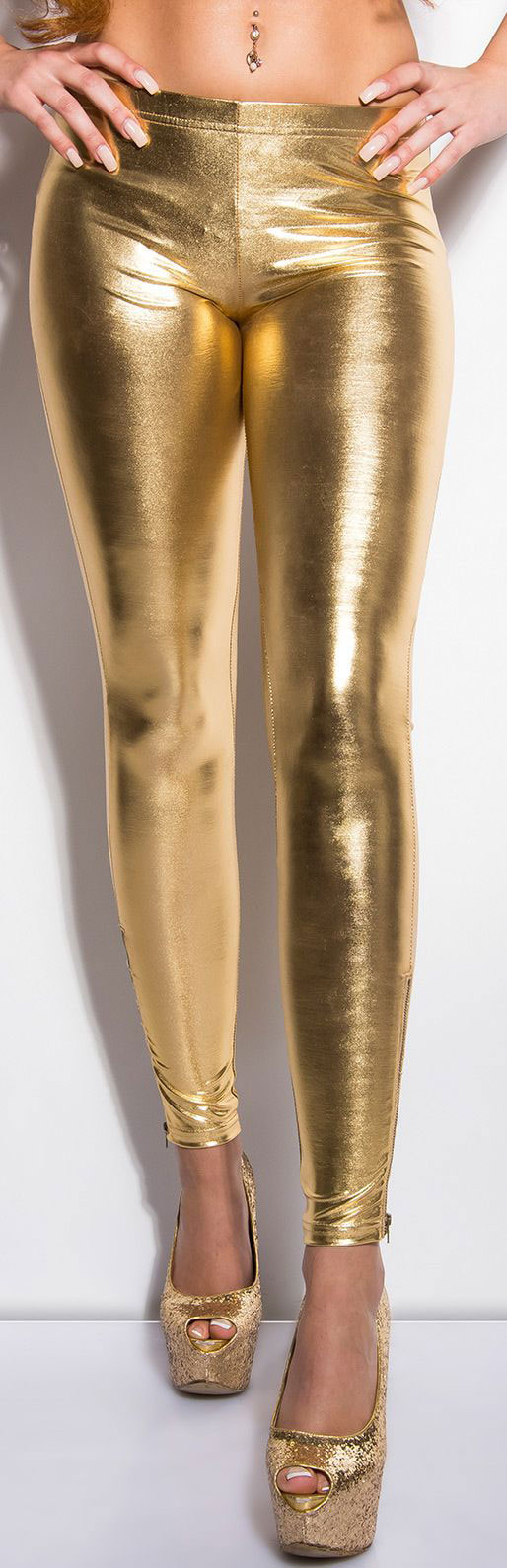 Solid-plain-fine-ligh-gold-leggings-pants-carat-karat-long-web-B
