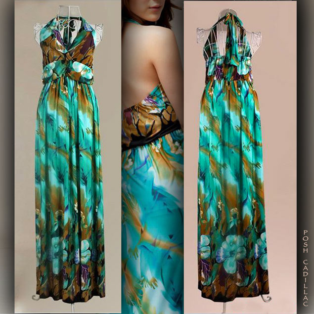 Draped Green-Long-floral-colourful-bohemian-long-flared-dress-posh-cadillac-main-web-all-in-1-web-S
