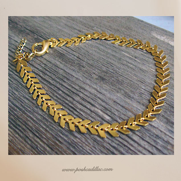 anklet com dp amazon bracelet gold foot ankle jewelry geometric