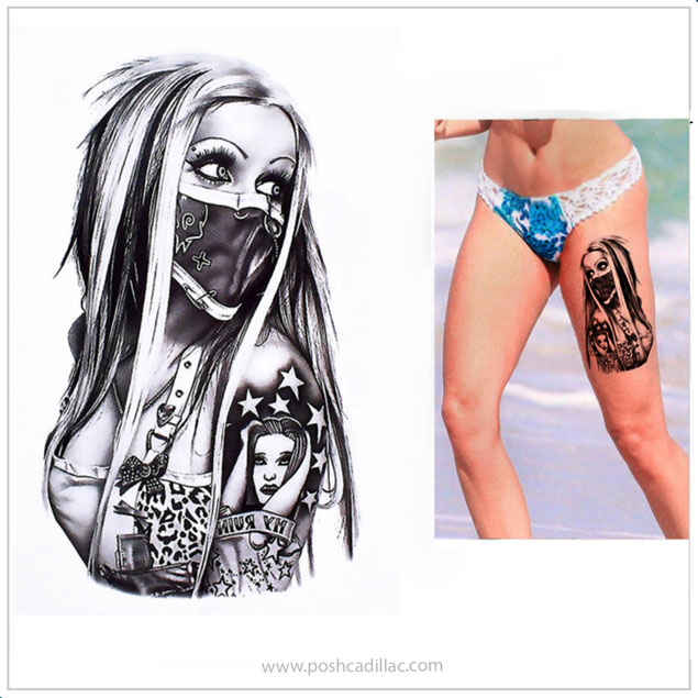 Bondage Tattoo